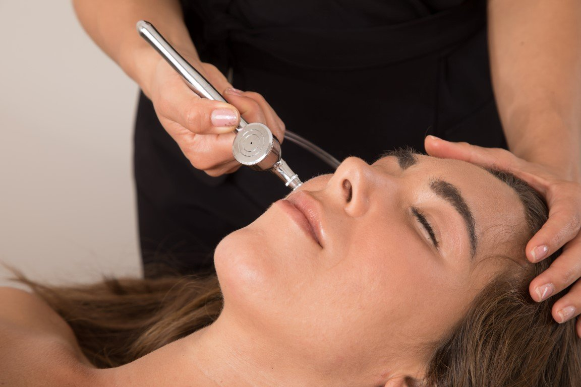 trattamento viso Ossigeno