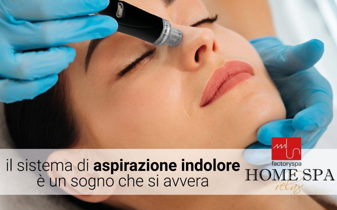 pulizia del viso no stress per pelle