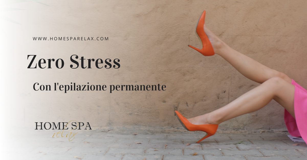 Promo Gambe Lisce | Home Spa relax Milano