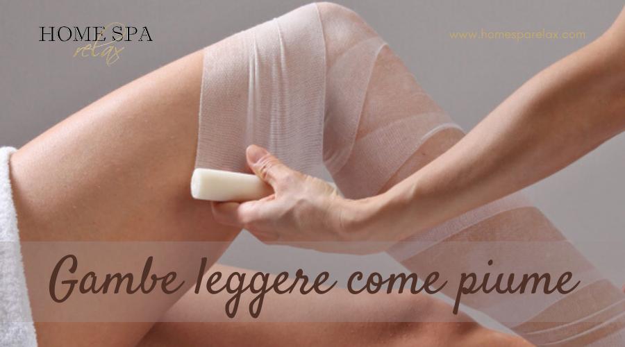 Bende per il benessere delle tue gambe!
