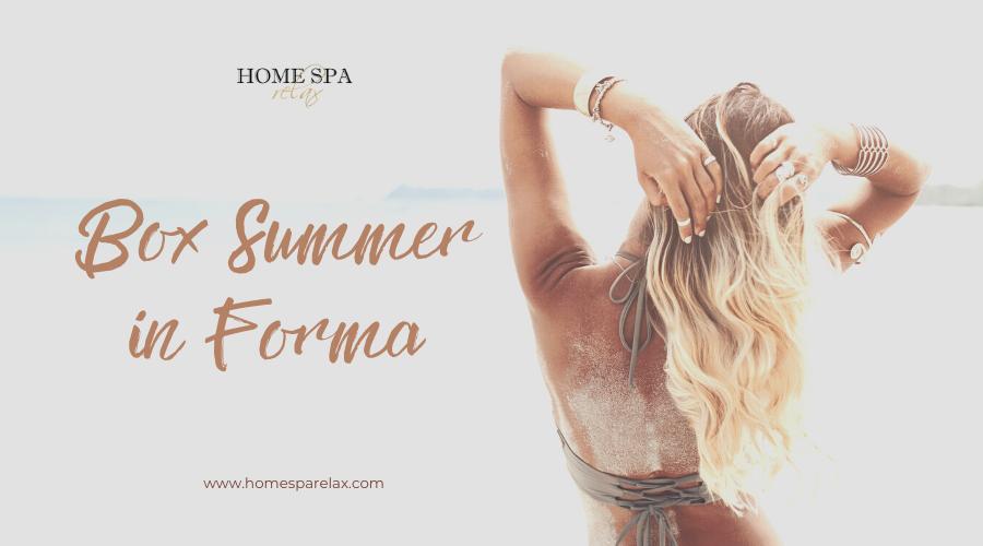 Box Summer in Forma