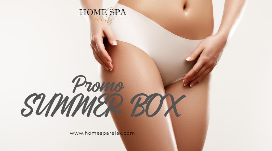 Promo SUMMER BOX: un'offerta esclusiva